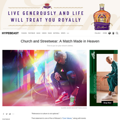 Church and Streetwear: A Match Made in Heaven