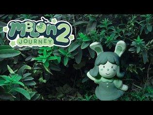 🍈「Melon Journey 2」 * Teaser Trailer * E3/Bitsummit 2019 🍈