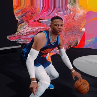 Own the Chaos. FutureDeluxe edit for the good people at WK NYC & @nike Jordan @jumpman23 for Russell Westbrook's Zer0.2 rele...