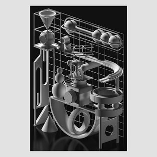 Illustration for 'Prata da Casa', an exhibition of portuguese illustrators that integrates this year's @clubecriativos (CCP ...