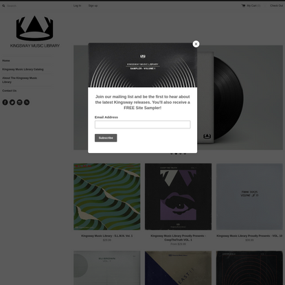 Kingsway Music Library by Frank Dukes - Original Samples & Music