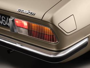 1970 BMW Garmisch