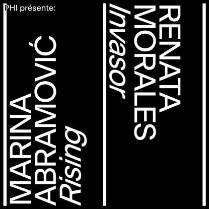 Phi présente deux expositions: Invasor par Renata Morales et Rising par Marina Abaromić