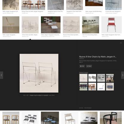 niels haugesen chair - Google Search
