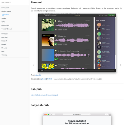 Applications · GitBook