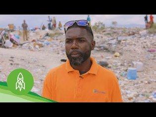 Turning Plastic Trash Into Cash in Haiti