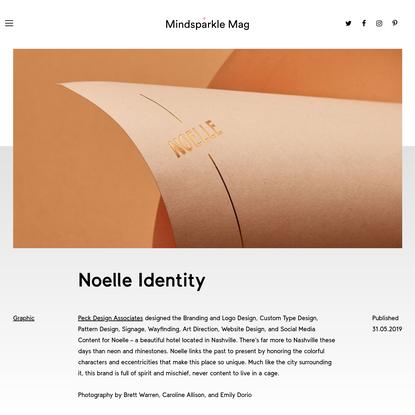 Noelle Identity - Mindsparkle Mag