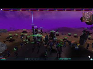 The Final Moments of Planetside 1