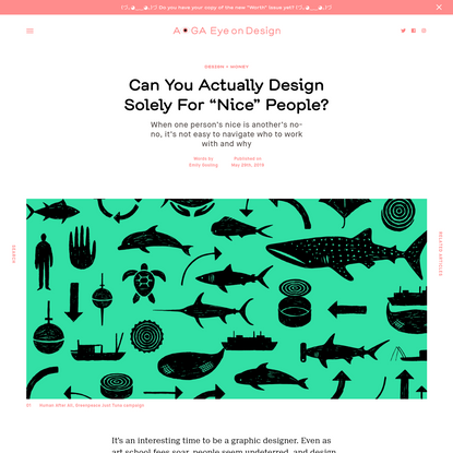 """Can You Actually Design Solely For """"Nice"""" People? 