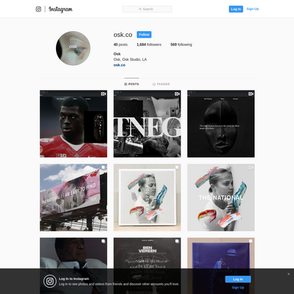 Osk (@osk.co) * Instagram photos and videos