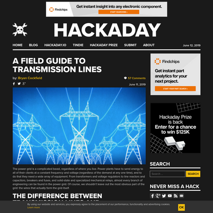 A Field Guide To Transmission Lines