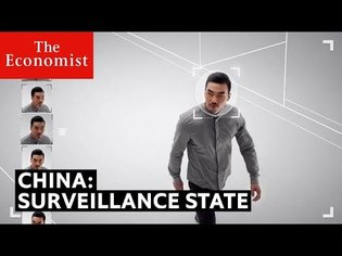 China: facial recognition and state control   The Economist
