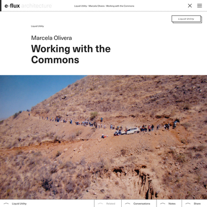 Working with the Commons