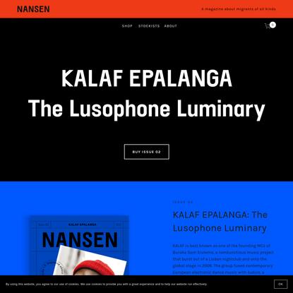 NANSEN Magazine