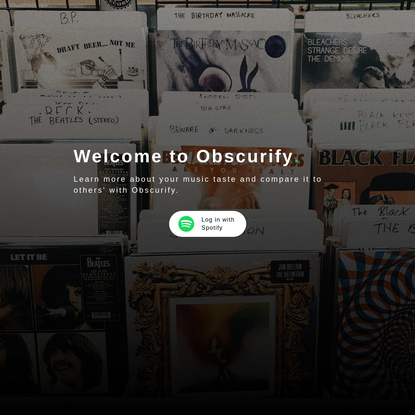 Obscurify Music