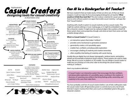 Casual Creator - Kate Compton