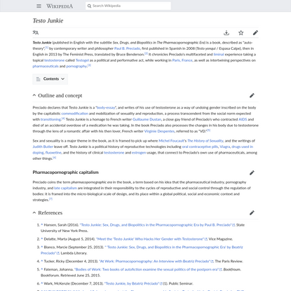 Testo Junkie - Wikipedia