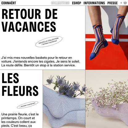 Cornaërt | Livraison gratuite à partir de 50€ en France métropolitaine.