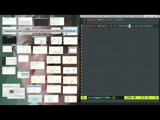 Headless Drupal: Building blazing-fast websites with React/GatsbyJS + Drupal