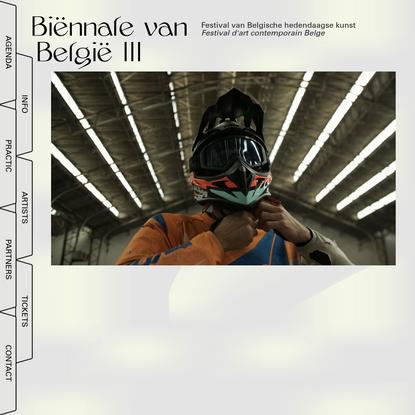 Festival van Belgische hedendaagse kunst   Festival d'art contemporain Belge