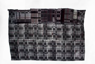 Eva Salazar Weingartner, Wall Garment, 2019