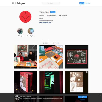 Volve (@volvezine) * Instagram photos and videos