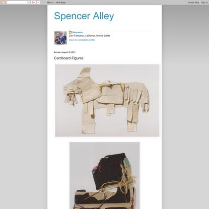 Spencer Alley
