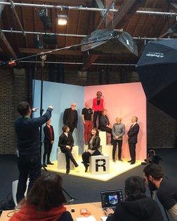 @wireduk #photographystudio at #wiredlive2017. #warehouse #pastels 📸📸📸📸📸 @twoshortdays