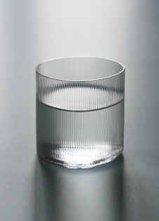 Circle Water Glass