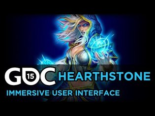 Hearthstone: How to Create an Immersive User Interface