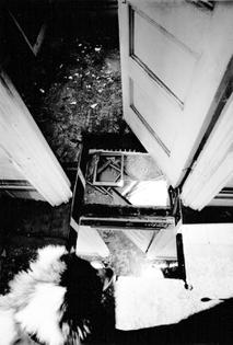Gordon Matta-Clark - Bronx Floors Threshole, 1972