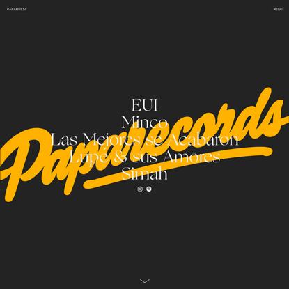 Paparecords - Papamusic