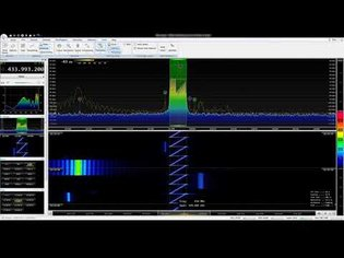 LoRa Broadcast in SDR Console