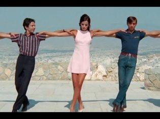 ΓΙΑΝΝΗΣ ΜΑΡΚΟΠΟΥΛΟΣ - Χορός κάτω από την Ακρόπολη (Επιχείρηση Απόλλων, 1968)