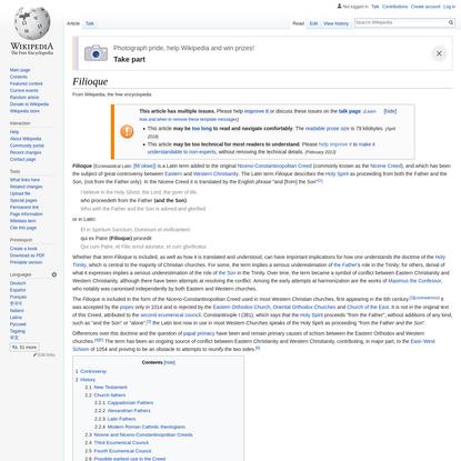 Filioque - Wikipedia