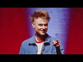 How to make Musical Flamethrowers Furby Organ + Strategic Procrastination | Sam Battle | TEDxOdense