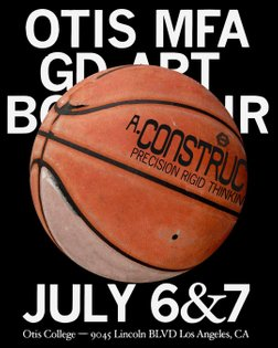 - Exhibiting 🆕🆕🆕 this Saturday & Sunday (July 6&7) at Otis MFA GD Art Book Fair at Otis College in Los Angeles. @otismfabook...