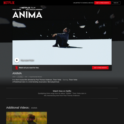 ANIMA   Netflix – offizielle Webseite