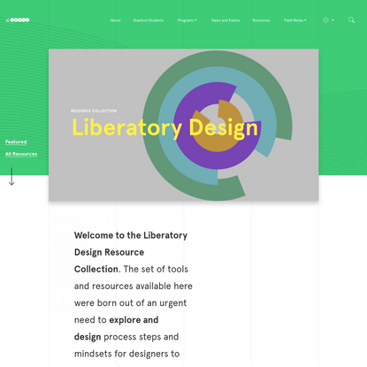 Liberatory Design