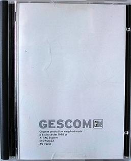 GESCOM - Minidisk