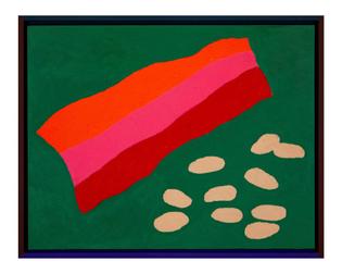 Bigger Bacon & Beans, 2018 by Jordy van den Nieuwendijk