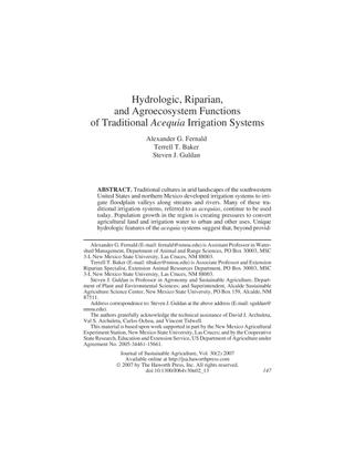 hydrologic-riparian-and-agroecosystem-functions_fernald-et-al-2007.pdf