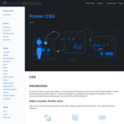 Primer CSS