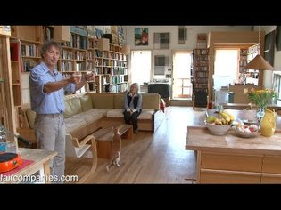 Brooklyn crafted, impermanent house gets wiser with owner