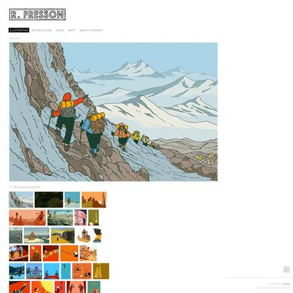 ILLUSTRATION - R. Fresson