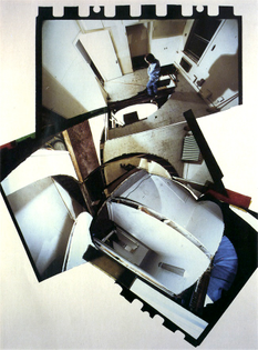 Gordon Matta-Clark - Circus or The Caribbean Orange, 1978