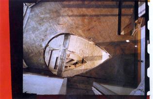 Gordon Matta-Clark - Office Baroque, 1977