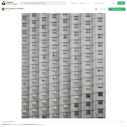 Urban, building, city and apartment   HD photo by Alex Rodríguez Santibáñez (@alexrds) on Unsplash