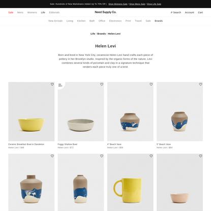 Helen Levi / Brands / Life
