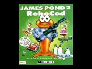 James Pond II: Codename Robocod - Intro Theme [Amiga] (by Richard Joseph)